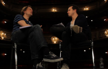Andrew Scott and Simon Stephens Interview Q&A