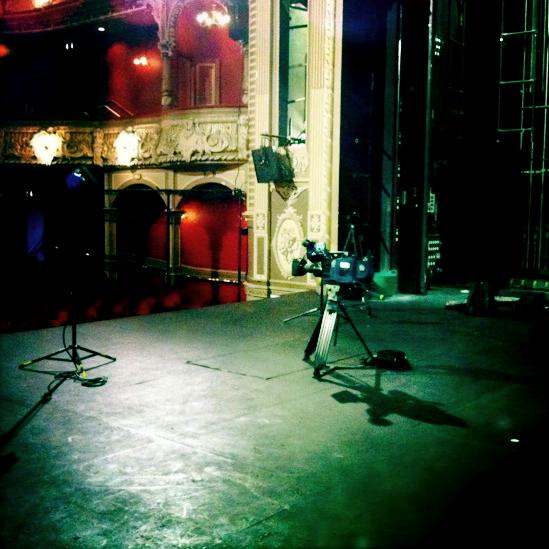 1: Under the Proscenium