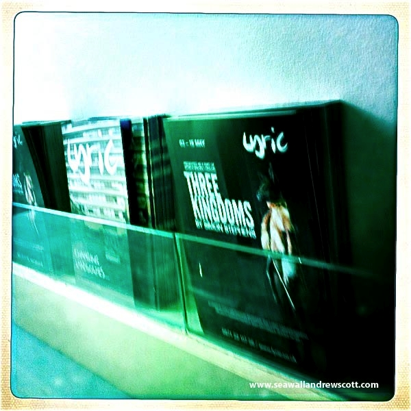 lyric-leaflets